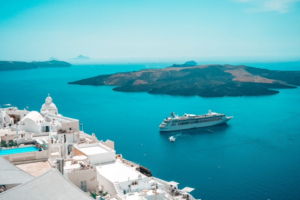 Greek Cruise Ports Greek Island Cruise Port Cruise to Greece Greek Islands Cruise Port Cruises to Eastern Mediterranean Eastern Mediterranean Cruise Itinerary Cruise to Greece Mykonos Port Guide Santorini Port Guide Argostoli Port Guide Katakolon Port Guide Olympia Port Guide Piraeus Port Guide