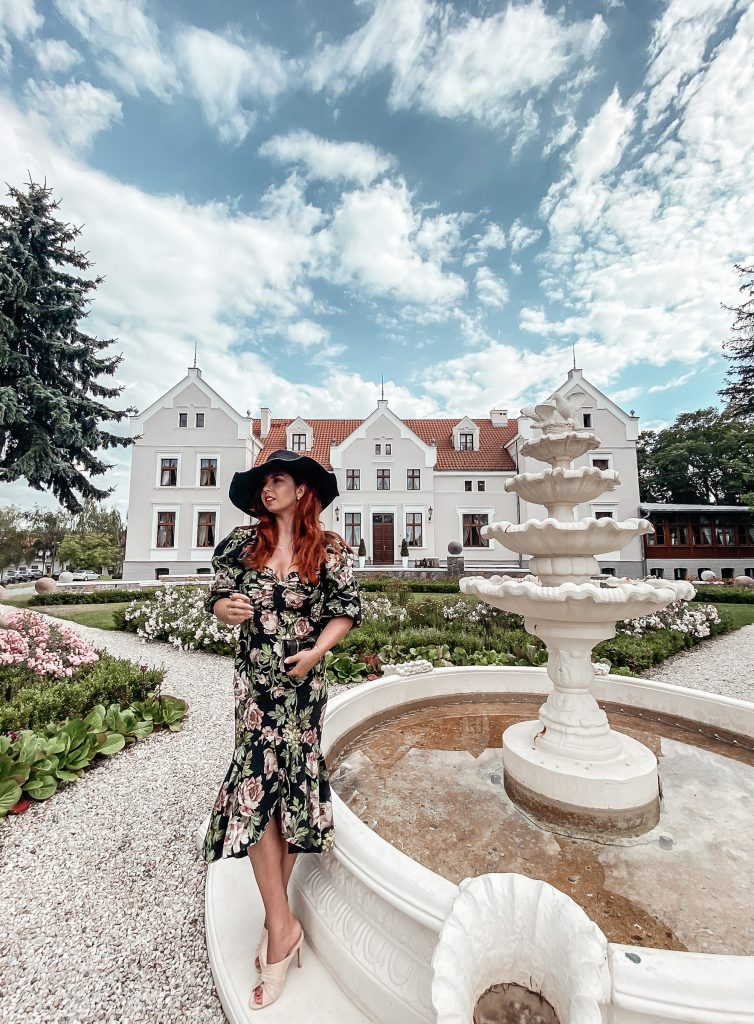 Travel blogger from Poland | Best luxury retreat in Masuria | Pałac Mortęgi | Mortęgi Palace | Best SPA resort in Poland