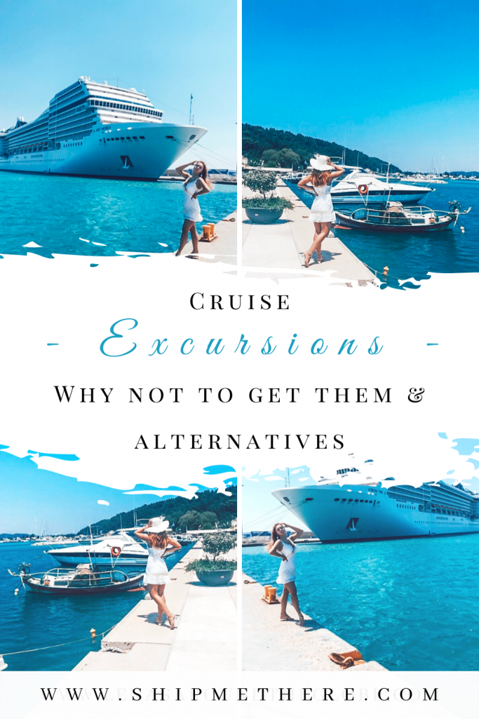 shouldn't buy a cruise excursion Reasons why you shouldn't buy a cruise excursion - Cruise excursion alternatives - How to plan a day in port on your own - What to do on a cruise port day - What to do on a cruise - How to travel on a cruise - Things to visit on a cruise - How to visit ports on a cruise - Visiting ports on a cruise