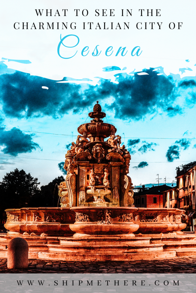 What to see in Cesena | Things to see in Cesena | What to do in Cesena | Things to do in Cesena | Italian towns to visit | Italian towns bucket list | Best italian towns to visit | Italian road trip itinerary