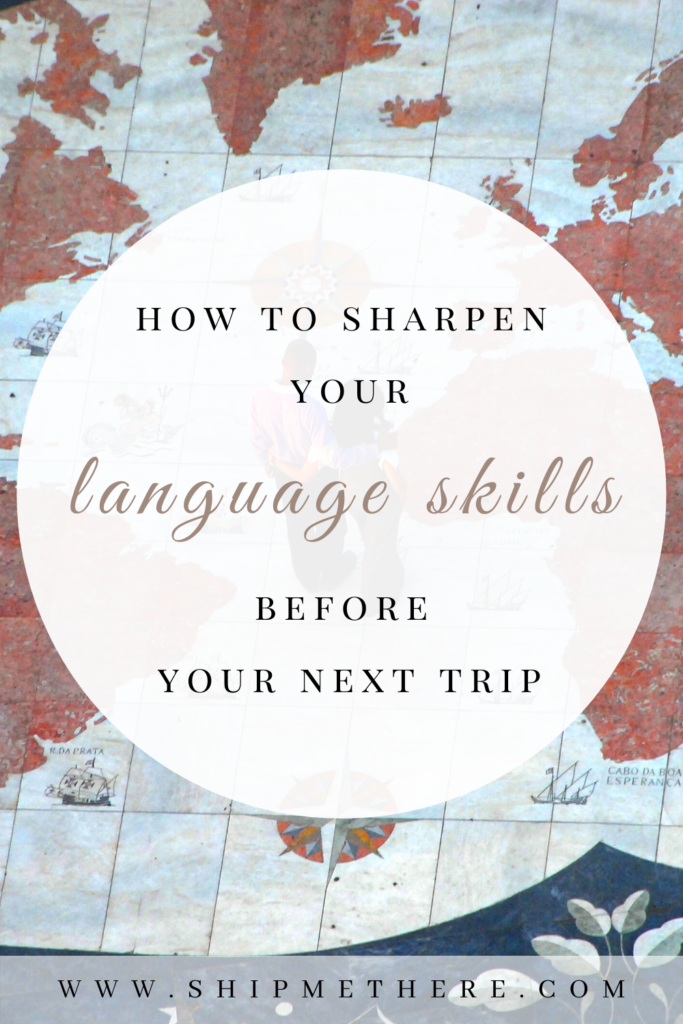 Best language learning tools   Best language learning resources   Free language resources   Free language learning resources   How to sharpen your language skills before your trip   How to pick up language before travelling   How to learn conversational language   How to learn a language on your own   Language learning routine for rookies